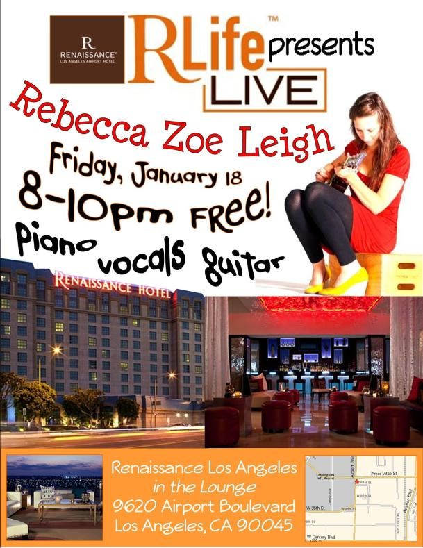 Rebecca Renaissance Hotel
