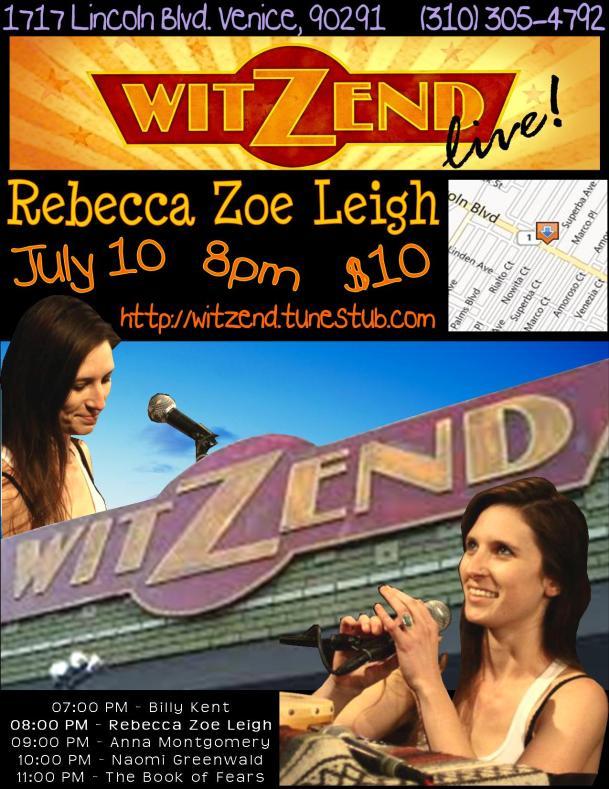 Rebecca WitZend